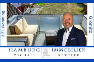 82m² Eigentumswohnung mit zusätzlich ausgebautem Dachboden und Garage in 23743 Grömitz, 23743 Grömitz, Etagenwohnung