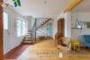 Doppelhaushälfte Anno 1906 ca. 113 m² auf ca. 534 m² Grundstück in 23738 Lensahn - Eingang- Treppenaufgang