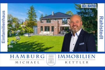 Exklusive Villa für die große Familie in 22143 Hamburg-Rahlstedt, 22143 Hamburg, Villa
