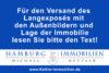 Wohn- und Geschäftshaus mit Betriebshallen, ca. 100m vom Rathaus in 23730 Neustadt i.H. - Versand Langexpose