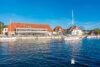 Wohn- und Geschäftshaus mit Betriebshallen, ca. 100m vom Rathaus in 23730 Neustadt i.H. - Neustadt Hafen