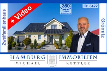 Ruhig gelegenes Einfamilienhaus + Einliegerwohnung + 2 Gästezimmer m. Bad direkt in 23743 Grömitz, 23743 Grömitz, Einfamilienhaus